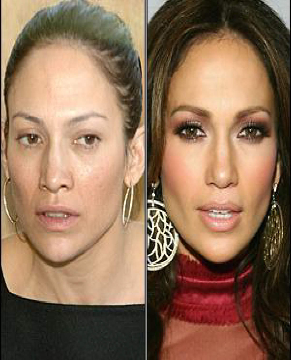 Extreme celebrity makeovers game